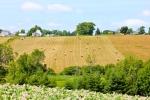 Lorne MacLean's farm looking across toMurrays