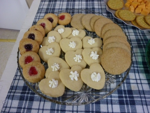 Sandra Cameron's cookies