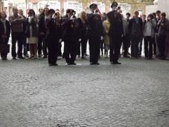 Buglers at Menin Gate