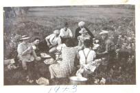Harry & Janie MacLean picnic 1943