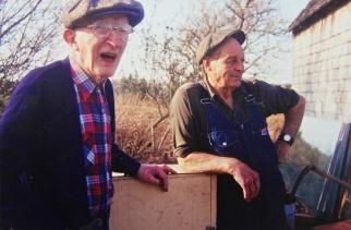 Addison Livingstone & Bill Waller Sr.