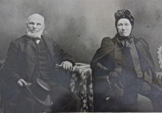 Archibald and Margaret (Dixon) Livingstone