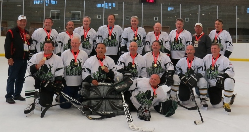 Wolf Pack Gold August 30, 2014