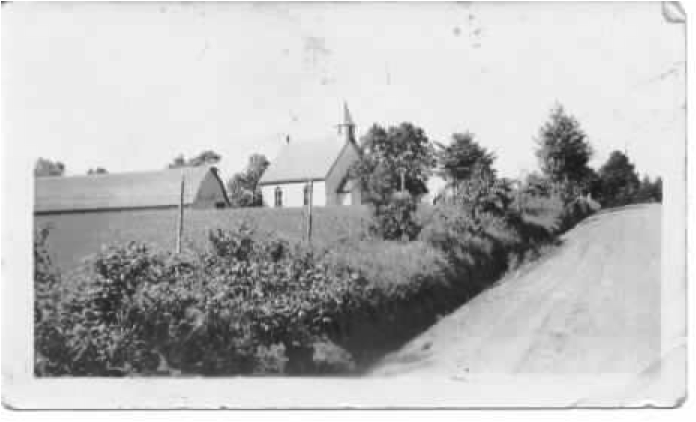 Burnside Church Shed