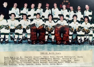North River Stars 1980-81