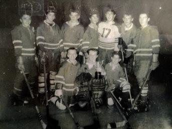 Winsloe School Championship 1962