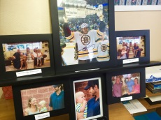Ronnie's collection of Adam McQuaid