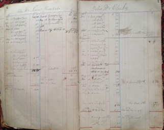 MacKinnon's Record Book - Churchill