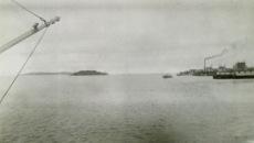 Halifax Harbour WW2