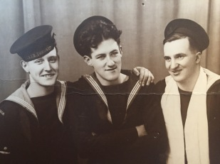 John - far right
