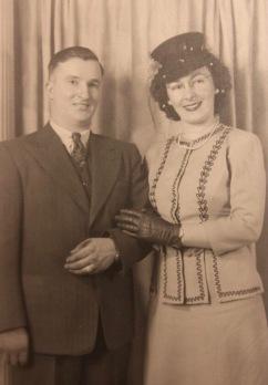 John & Hazel married November 14, 1945