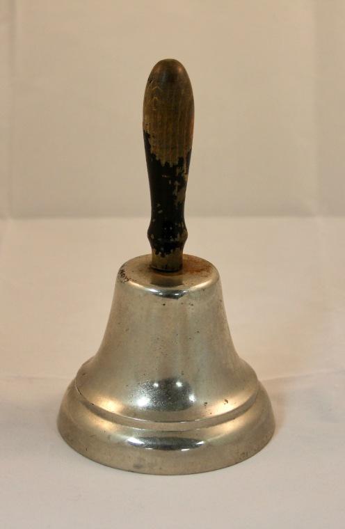 School hand bell (1930s)