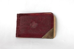 Autograph Book of Frances (Darrach Beer) - 1894 (Donated by Beer Family)