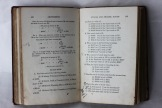 Inside Arithmetic Book - (Donated by Beer Family)