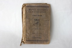 Hilda (Murray) Beer School Book - 1920s-30s - (Donated by Beer Family)