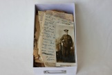 Letters from WW1 - Lee Darrach letters to his brother John Darrach