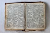 Dictionary 1880s (Donated by Beer Family)