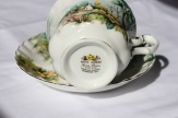 "Royal Albert - Country Scenes ""Primose Hill"" - Montrose shape (1980s)"