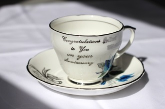 Duchess Bone China, Happy Anniversary