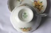 Royal Standard - Fine Bone China - yellow daffodils