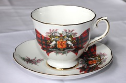 "Royal Albert ""Royal Stewart"" - Gainsborough shape"