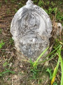 McArthur, John, died December 14, 1888, age 25; also his uncle Duncan McArthur, died March 18, 1887
