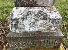 MacArthur, Charles, died Dec. 30, 1894, age 47