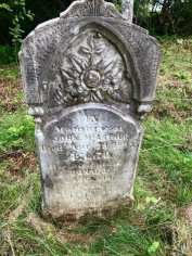 McArthur John, died April 29, 1895, age 70; Also his children Donald, Lauchlin, Ewen, Margaret Ann, Katie, Donald, Alfred, Ethel, Marion & Christina