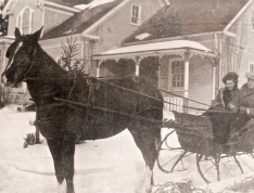 Dixon family - Bannockburn Road